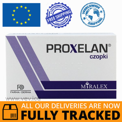 PROXELAN 10 Suppositories — Made in Poland — Free Delivery