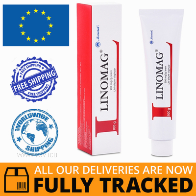 LINOMAG CREAM 20% 100G — MADE IN POLAND — FREE SHIPPING