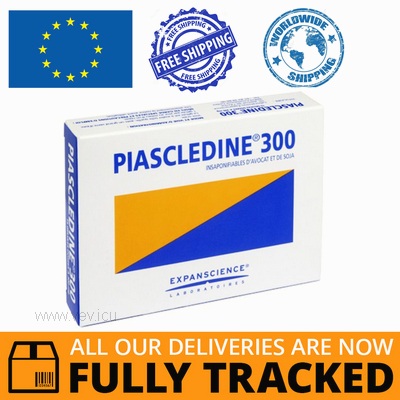 PIASCLEDINE 300 30 CAPS - MADE IN FRANCE - FREE SHIPPING