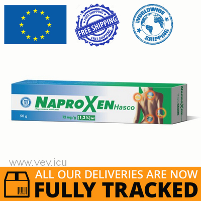 NAPROXEN GEL 1.2% 50G — MADE IN POLAND — FREE SHIPPING