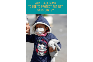 What face mask to use to protect against SARS-CoV-2?